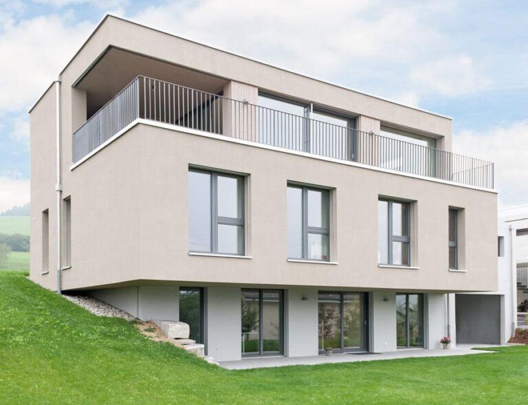 Umbau MFH Buttisholz Graf Architektur